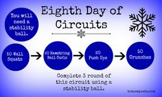 Stability Ball Circuit