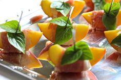 Easy summer Hors d'oeuvres #recipes #AmericasTable