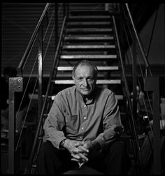Richard Rogers, by Antonio Olmos