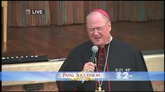 Cardinal Dolan To N.Y. Press On Not Being Voted Pope: 'I Told YaSo!'  Also Details How New Pope Took Bus Instead Of Holy Father's Car Back To Hotel