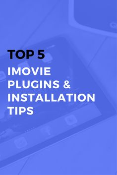 48 Best iMovie Tips & Tutorials images | Motion video, You