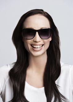 © Synsam | Nina Backmann | Kehykset: MaxMara | 2013 Max Mara, Sunglasses Women, Campaign, Faces, Fashion, Moda, Fashion Styles, Face, Fasion