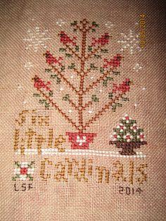 2014 finish - LHN ornament
