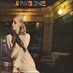 """JAWBONE s/t Carnaby 1970. Sounds like LEFT BANKE meets HONEYBUS & JIMMY CAMPBELL.. Perfect Pop album by members of TURQUOISE & MIRAGE originally called PORTOBELLO EXPLOSION for a single then naming themselves JAWBONE after THE BAND.. """"Jeremy Dreams"""", """"Brave Whight Knight"""", """"Song for Sunny"""" & their Beatles cover all rule!  Also their bass player/singer JEFF PETERS went on to killer heavy band SLOWBONE & a few other Glam-Pop one-off singles & in 1979 Power Pop group THE ROLL UPS"""