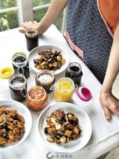배합 비율 지켰더니 '엄마손맛' 나오네 - 조선일보 > 문화 Korean Food, Pretzel Bites, Bread, Kitchen, Cooking, Korean Cuisine, Brot, Kitchens, Baking
