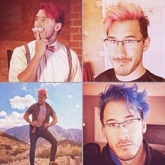 Even though he looked great in all these colors I really do love the red :))