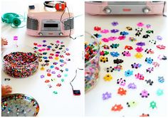 perler beads...{wonderful blog, too!}