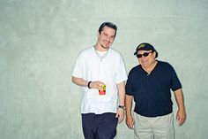 Mike Patton / Danny Devito
