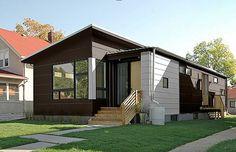 Prefab House by HIVE Modular