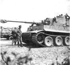 A Afrika Korps Tiger 1