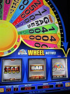 Winning in Vegas!