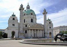 St. Charles Church, Vienna, Austria