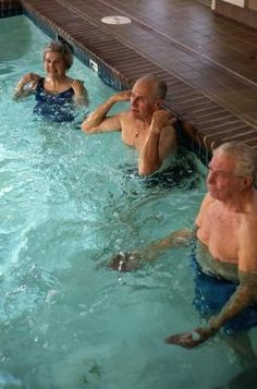 Swimming pool exercises using an aqua noodle swimming pool exercises pools and swimming for Can you get hiv from a swimming pool