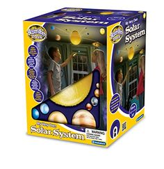 With the incredible Brainstorm Toys Remote Control Illuminated Solar System you can explore the wonders of the universe from the comfort of your own bedroom! rThis amazing Remote C Solar System Mobile, Our Solar System, Solar Energy, Solar Power, Galactic Toys, Science Toys, Science Area, Gadgets, Toys Uk
