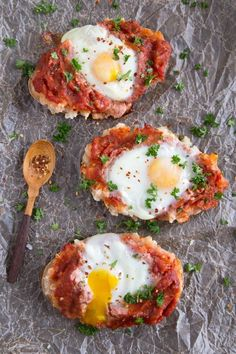 Recipe: Baked Potato Shakshuka