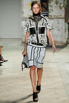 Proenza Schouler Spring 2013 Ready-to-Wear Collection Slideshow on Style.com