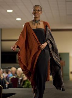 Each October the museum's Textile Art Alliance hosts a Fashion Show and Boutique. More details @ http://www.taacleveland.org/