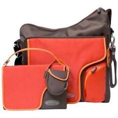 JJ Cole System 180 Diaper Bag, Premaman,$69.99