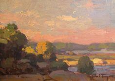 John Traynor . Sunset