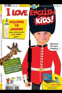I Love English for Kids - Bayard Pages