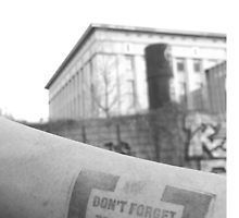 Berghain - Don't forget to go home  by CeriseUnicorn