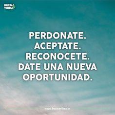 Date una nueva oportunidad