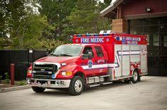 Fire Rescue, North Lincoln Fire & Rescue #1 Lincoln City, OR Station 1500
