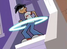 """Danny's transformation scenes were awesome. 