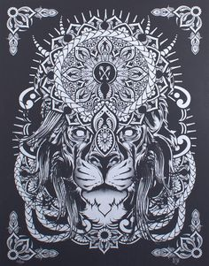 Mandala_lion-hydro74-screenprint-trampt-125933m