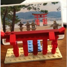 Make a lego landmark!  Just added my InLinkz link here: http://www.happinessishomemade.net/2014/06/20/lego-learning-activities/#_a5y_p=1868496