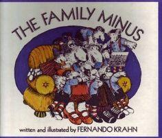 The Family Minus: Fernando Krahn: 9780819308610: Amazon.com: Books