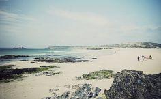 Gwithian - Cornwall. West.