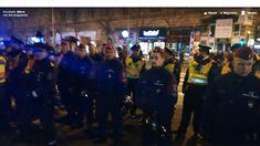 Pártállami időket idéző rendőri intézkedés zajlott tegnap a békés tüntetőkkel szemben +Videó BÍRÓSÁGI ELJÁRÁS ALÁ KELL VONATNI AZ INTÉZKEDŐ RENDŐRÖKET! Pártállami időket idéző rendőri intézkedés zajlott tegnap a békés tüntetőkkel szemben +Videó