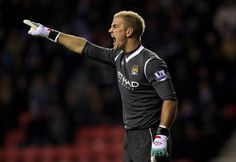 Joe Hart Prepared for Shootout