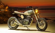 Honda 650 MUXIMA is their first venture into the popular Honda Thumper category.