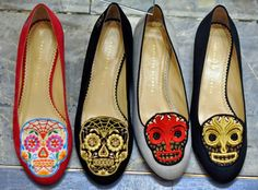 I have never wanted a pair of shoes more than I want that red pair of flats!