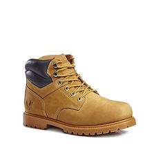 KINGSHOW Mens 1366 Water Resistant Premium Work Boots ** More info could be found at the image url. (This is an Amazon affiliate link)