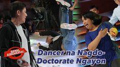 Dancer na Nagdo-Doctorate Ngayon | Bawal Judgmental | December 19, 2019