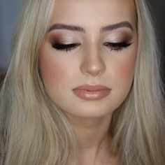 In love with this soft bronzey glam on my STUNNING model 😍😍 Lizzy is such a sweetheart and every time she's in my chair,… Makeup Artistry, Oregon, Model, Beauty, Chair, Instagram, Beleza, Recliner