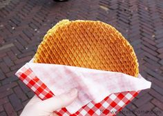 Super Stroopwafel in Delft, so addictive.