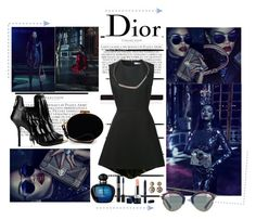 """D is for... Dior!"" by alexia-lourenco ❤ liked on Polyvore"