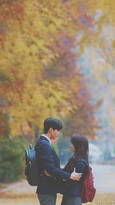 This drama was an instant crush for me ✨ Korean Drama Romance, Korean Drama List, Song Kang Ho, Sung Kang, Wallpaper Casais, Wallpaper Quotes, Kim Bok Joo, Two Worlds, Oh Love