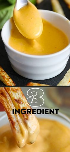 This 3 ingredient Chick-fil-a sauce tastes just like the real thing and is so simple to make. #sauce #Chickfilasauce #condiments #saucerecipe