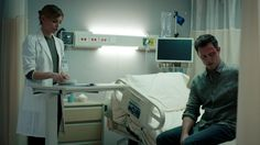 "Shut Eye 1x02 ""The Hanged Man"" - Charlie Haverford (Jeffrey Donovan) & Dr. Nora White (Susan Misner)"