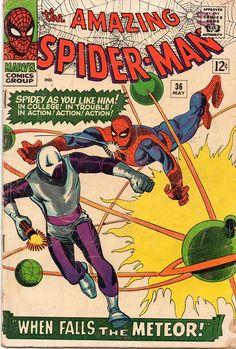 The Amazing Spider-Man #36.