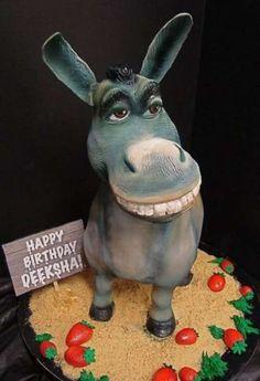 L'Âne cake