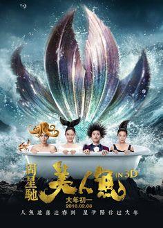 Star Wars? Deadpool? Velocidade Furiosa? Maior Sucesso Comercial da China é Um Filme Sobre Sereias   Portal Cinema