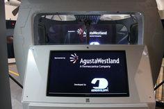 Simulatore di volo all'interno del padiglione del museo - Museo Nazionale della Scienza e della Tecnologia Leonardo da Vinci.