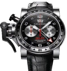 Graham Watch Chronofighter Oversize GMT Black #360-image-yes #bracelet-strap-aligator #brand-graham #case-material-steel #case-width-47mm #delivery-timescale-1-2-weeks #dial-colour-black #gender-mens #gmt-yes #luxury #movement-automatic #official-stockist-for-graham-watches #packaging-graham-watch-packaging #subcat-chronofighter-oversize-gmt #supplier-model-no-2ovgs-b39a-c118s #warranty-graham-official-2-year-guarantee #water-resistant-100m