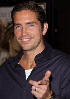 Jim caviezel, Jim o'rourke and Person of interest on Pinterest